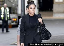 Tulisa Appears In Court