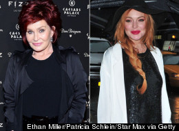Sharon Osbourne Brands Lohan Miscarriage 'Codswallop'
