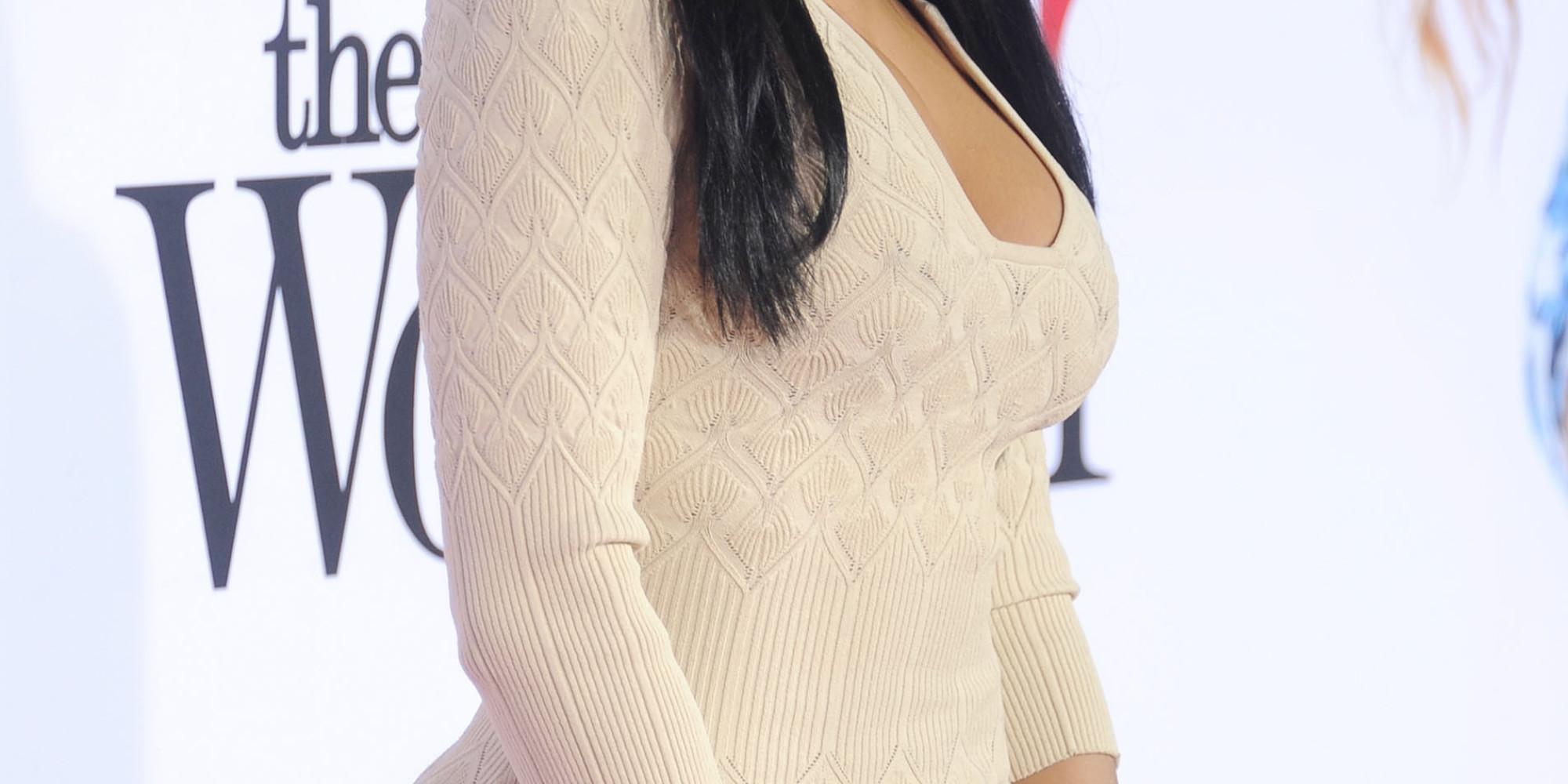 Nicki Minaj Wears See Through Tights O-nicki-minaj-facebook.jpg