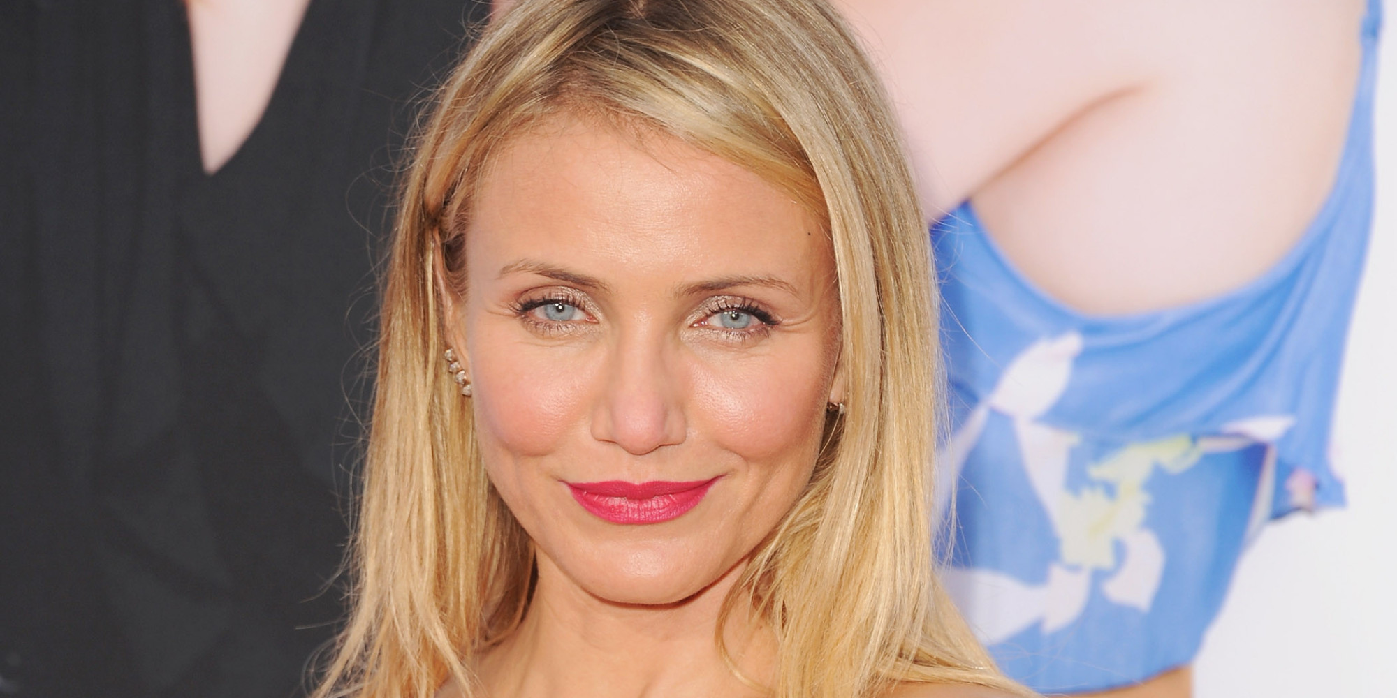 Cameron Diaz s Plunging Dress Cameron Diaz