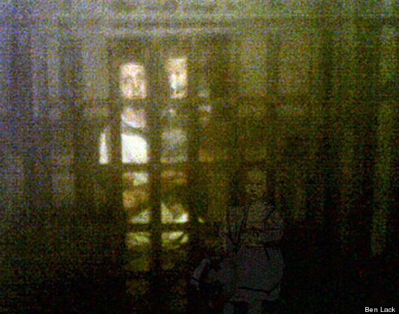 ghost at york castle museum