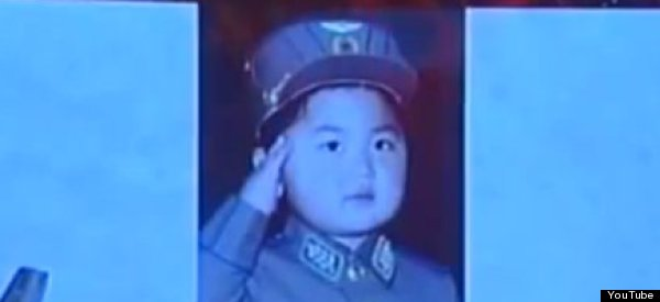 New Photos Reveal What Kim Jong Un Looked Like As A Kid