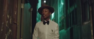 Pharrell William Happy No Music
