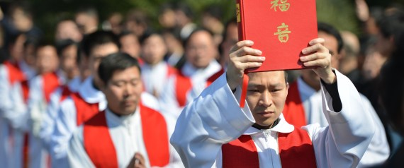 CHINA CHRISTIANS