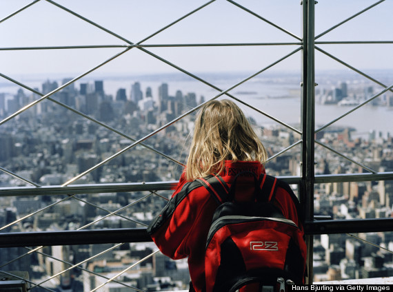 empire state building observation