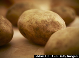 Man 'Armed' With Potato Robs Businesses: Cops