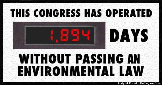 congress environmental laws