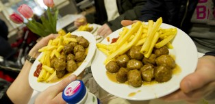 IKEA Will Soon Serve Vegan Meatballs