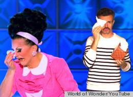 <i>RuPaul's Drag Race</i> Season 6, Ep. 10 Extra Lap Recap: 'Drag My Wedding' (VIDEO)