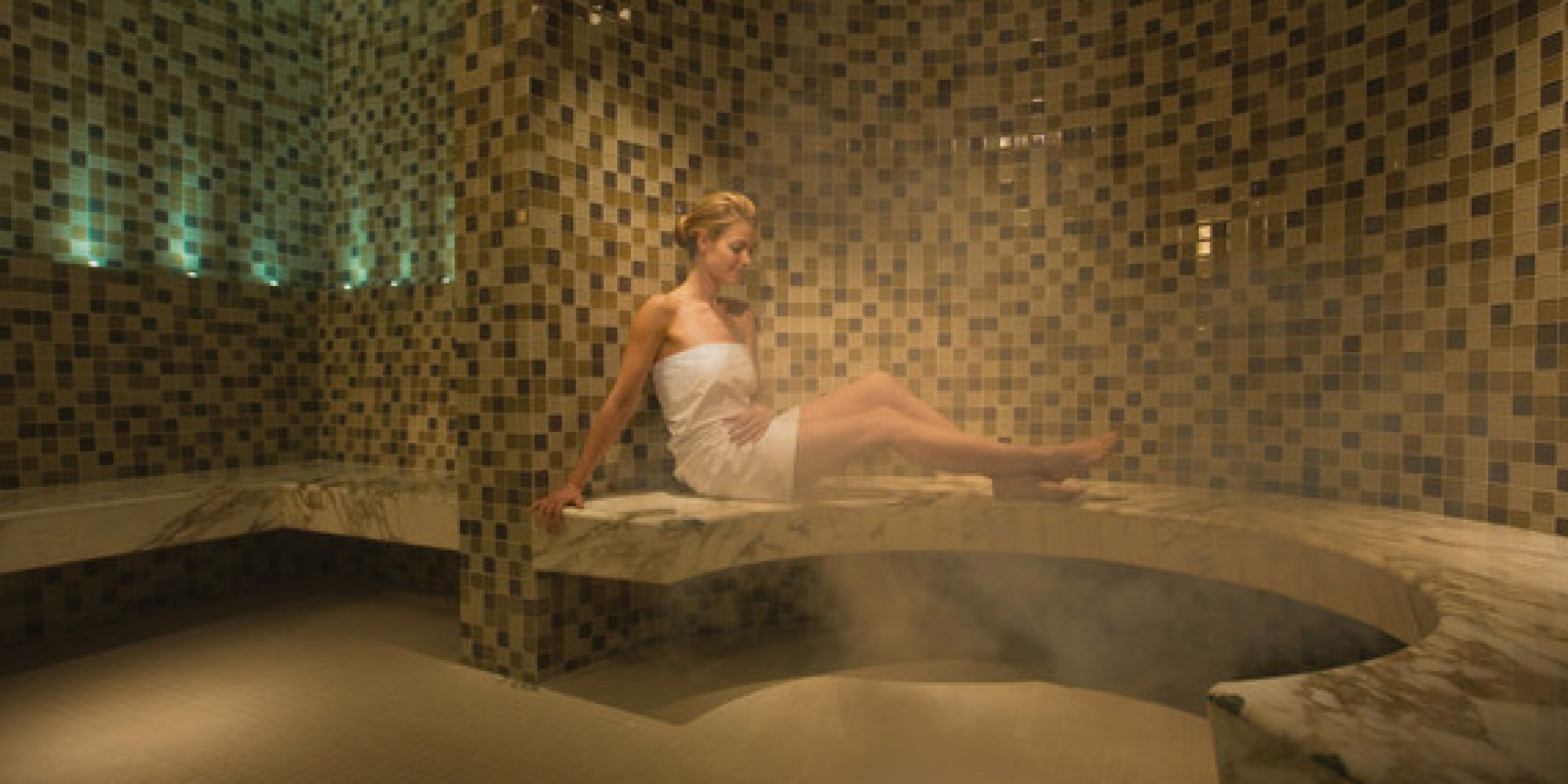 Seattle S Spa Escapes Huffpost