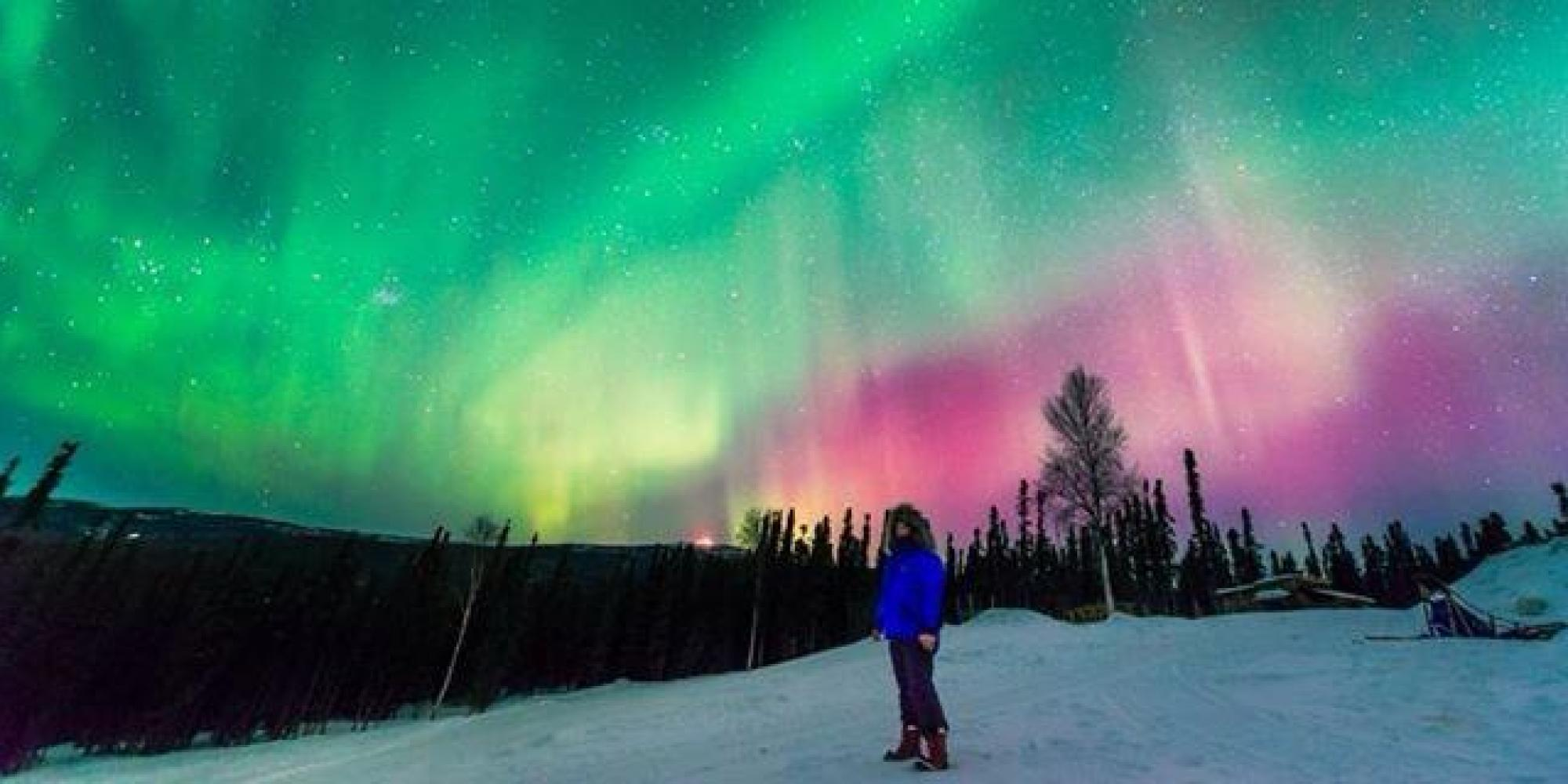 If You Can T Get To Alaska This Dreamy Time Lapse Video