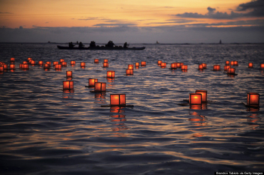 lantern floating memorial hawaii