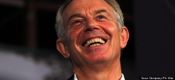 Blair Says Forget The People Of Ukraine, Let's Side With Putin And Fight Radical Islam