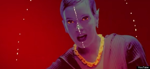 WATCH: Lily Allen Unveils 'Sheezus' Video