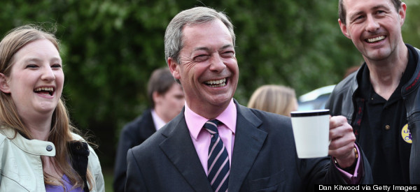 Hundreds Of Brits Prove Nigel Wrong To Say 'Nobody' Could Be His PA