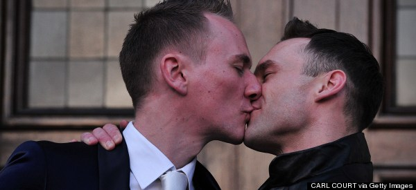 This Graph Shows Britain's Astonishing Change In Attitudes To Gay Couples