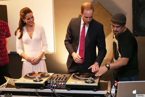 kate and will dj