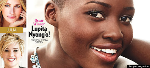 Lupita Nyong'o Is Officially The Most Beautiful Person Alive