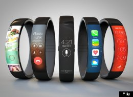 Apple Working With Nike On iWatch?