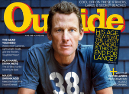 Lance Armstrong Outside Magazine