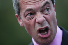 Nigel Farage | Pic: PA
