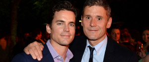 Matt Bomer Simon Hall