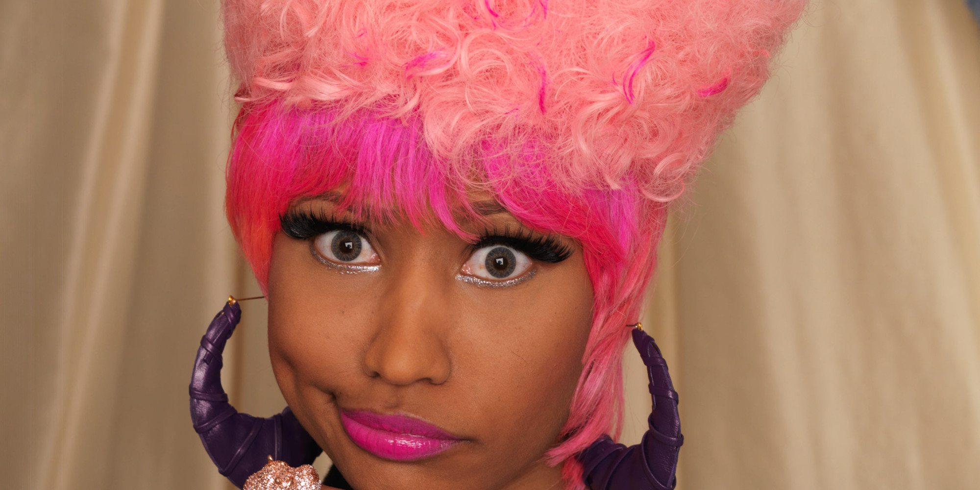 The Real Reason Nicki Minaj Has Gone For A More Natural