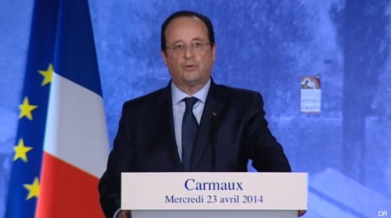hollande carmaux