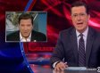 Colbert Mocks Fox News Host's Ridiculous Earth Day Comments