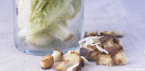 caesar salad menut