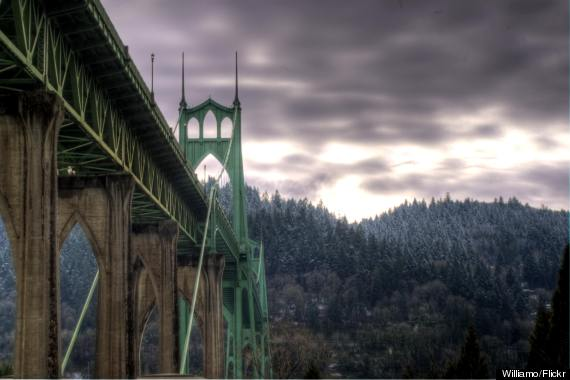 cathedral park portland
