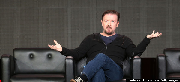 Why Ricky Gervais and Derek Are Normcore But Nice