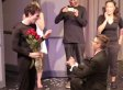 Michael Rachlis' Surprise Proposal To Boyfriend Michael Feldman Goes Hilariously Awry