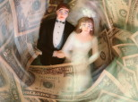 The Average Cost To Attend A Wedding Is...