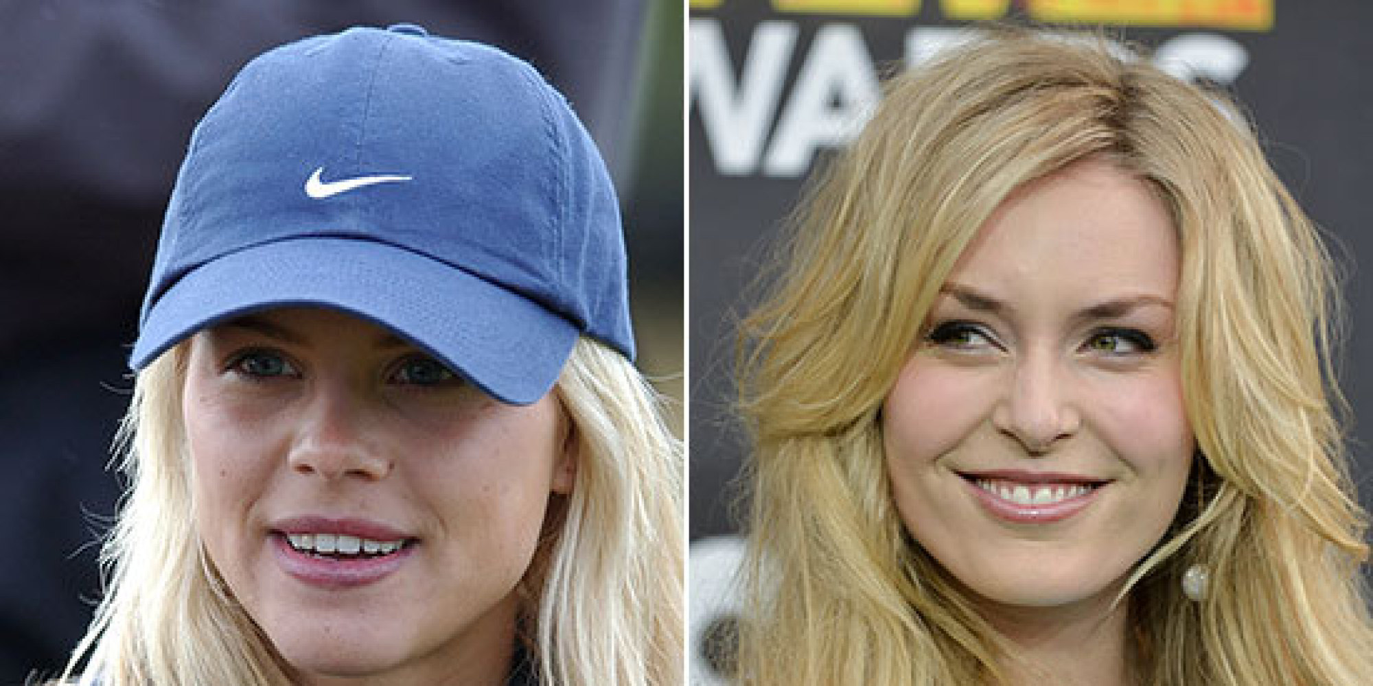 elin nordegren and lindsey vonn are apparently really good