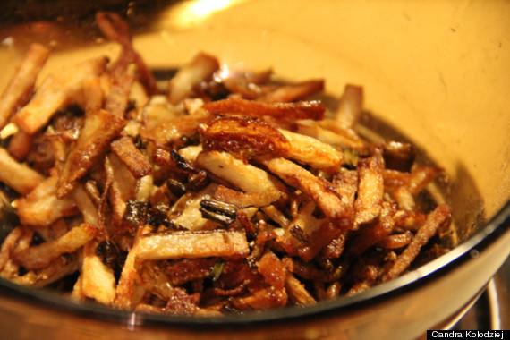 mealworm fries