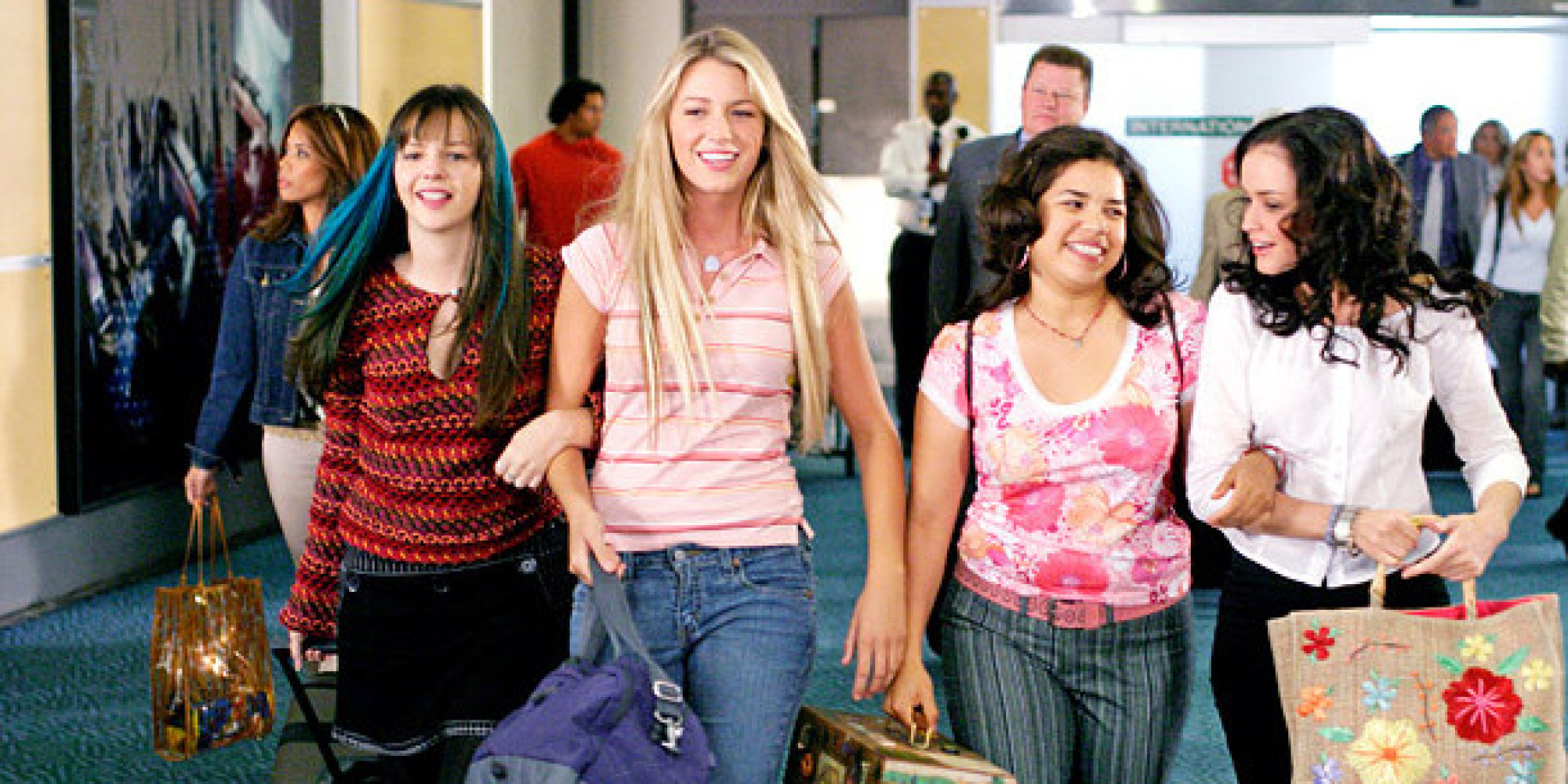 essays on sisterhood of the traveling pants