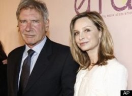 Harrison Ford Calista Flockhart Marry