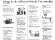 Ladies, Let 1970 Cosmo Tell You 'Things To Do With Your Hands That Men Like'