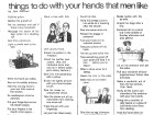 Vintage Cosmo Story Lists Absurd Things A Woman Should Do For Her Man