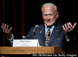 Buzz Aldrin Pooh-Poohs NASA's Asteroid Plan