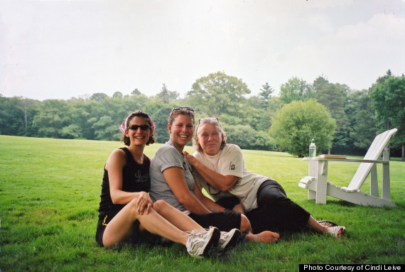cindi and family