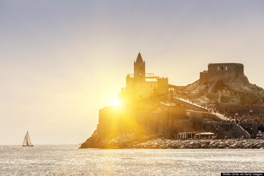 castle portovenere