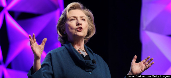 Hillary Clinton Calls For More Sanctions On Russia