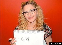 Madonna Upsets Gay Fans