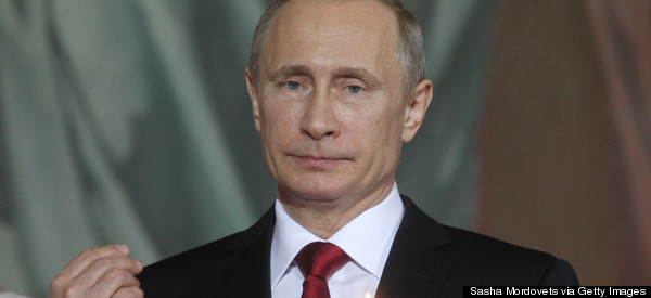 Putin Admits Sanctions Hurt