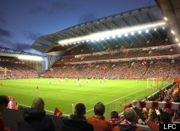 LOOK: Liverpool Reveal Anfield Expansion Plans (PICTURES)