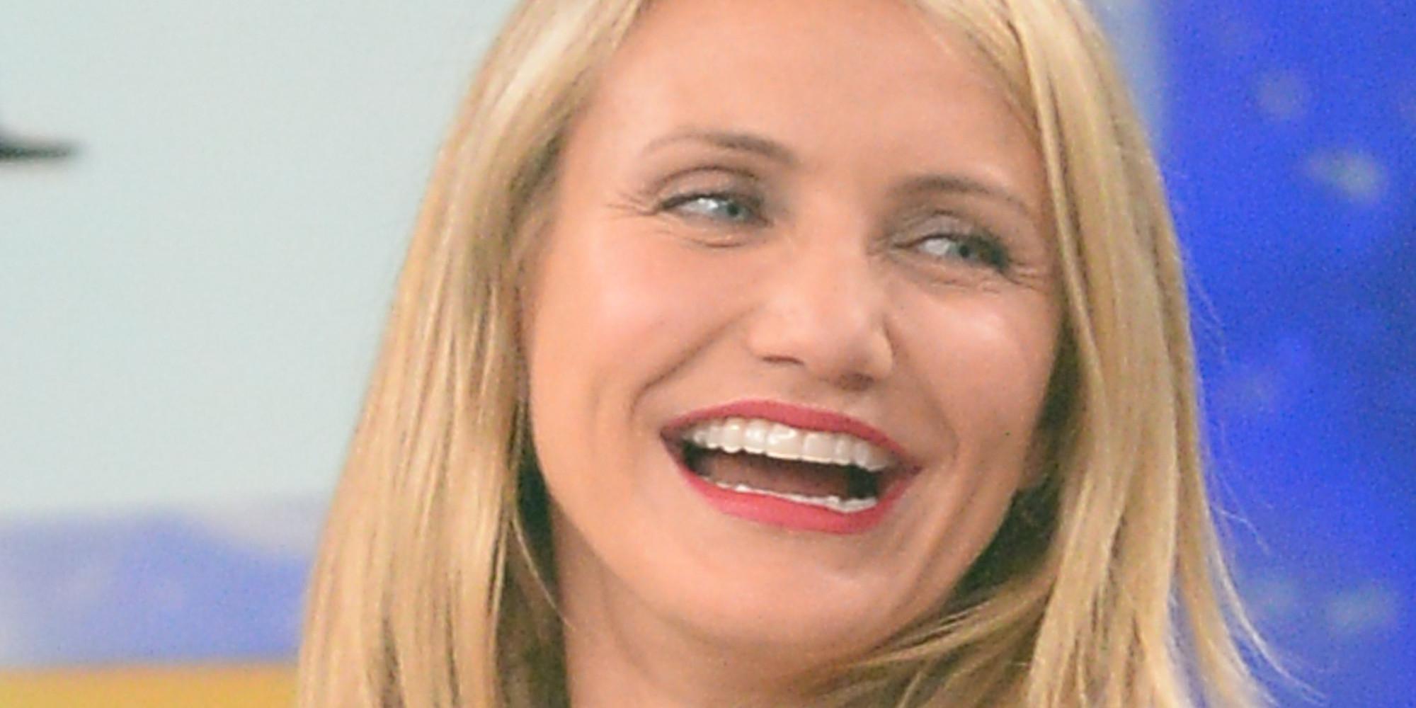 Cameron Diaz Says She Hasn't Worn Deodorant In 20 Years Cameron Diaz