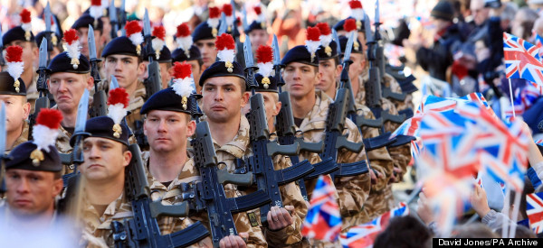 The Cost To Britain Of Iraq And Afghanistan Revealed