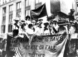 The Suffrage Movement's White Supremacy Problem